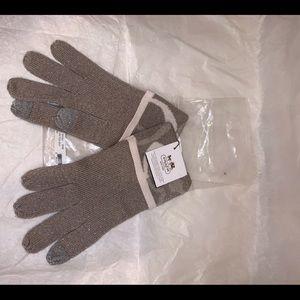 Coach Tonal Dream C Tech Gloves